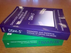 DSM-5_&_DSM-IV-TR